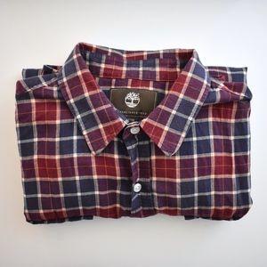 Timberland Flannel Shirt